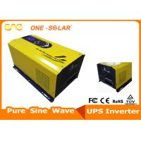 Wholesale 110v / 220v 2000 Watt DC To AC Inverter Low Frequency Pure Sine Wave Inverter from china suppliers