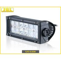 Wholesale Driving Light Double Row LED Light Bar For Cars , Led Offroad Lighting from china suppliers
