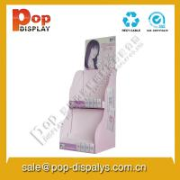Wholesale Cosmetic Counter Display Stands , Folding Makeup Display Racks from china suppliers
