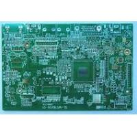 Wholesale Green high precision PCB 4 Layer / prototype circuit board from china suppliers