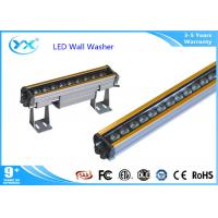 Wholesale RGB color transforming led wall washer ip65 DMX control Cool White from china suppliers