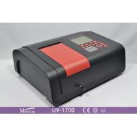 Wholesale High Precision Total Zinc Dual Beam Spectrophotometer With 0.0005A / H Stability from china suppliers
