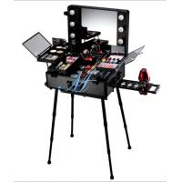 Wholesale Portable LED Makeup Mirror Trolley Light for wedding, shooting photo, top styling designer from china suppliers
