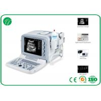 """Wholesale 10"""" Double probe sockes B Mode Ultrasound Scanner progressive scanning from china suppliers"""