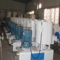 Wholesale Low Noise Plastic Raw Material Pvc Mixer Machine 430 / 860rpm High Revolving Speed from china suppliers