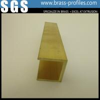 Wholesale Custom Designed Perfectly Structural U Shape Channel Brass profiles from china suppliers