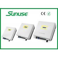 Wholesale On Grid Tie Solar Inverter 2kw Single Phase With High Efficiency MPPT Controller from china suppliers