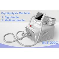 Wholesale Safe Cool Sculpting Liposuction Machine , Portable Cryolipolysis Fat Freeze Slimming Device from china suppliers