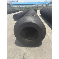 Wholesale Marine Circular Shape Tugboat Rubber Fenders With Chain Connection For Shipyard from china suppliers