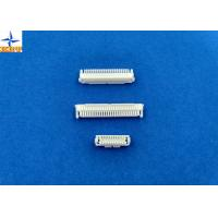 Wholesale 1.0mm Pitch Wire to Board Crimp style Connectors SHLD connector With secure locking device from china suppliers
