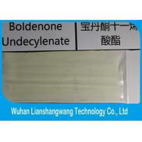 Wholesale Injectable Boldenone Steroid , Boldenone undecylenate Vebonol Parenabol Equipoise CAS 13103-34-9 from china suppliers