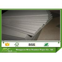 Wholesale Eco-Friendly Grade B uncoated one layer Strawboard Paper in high thickness from china suppliers