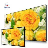 Wholesale Multi Panel Tv Video Wall Digital Signage / Wled Backlight Samsung Video Wall Displays from china suppliers