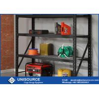 Wholesale Weled Frame Industrial Storage Racks Powder Coating Boltless Shelving System from china suppliers