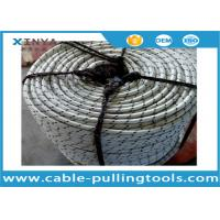 Quality 12mm High Strength Double Braided Nylon Rope For Pulling 3000kg Breaking Load Capacity for sale