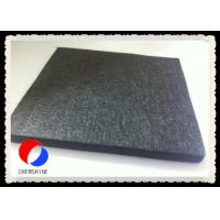Wholesale Rayon Based Graphite Fiber Felt High Thermal Insulation 3MM Thickness Width Customized from china suppliers