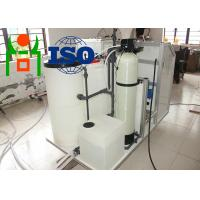 Quality IS9001 Sodium Hypochlorite Water Treatment 200G Active Chlorine For Disinfection for sale