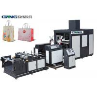 Wholesale High Performance Full Automatic Non Woven Bag Making Machine Computerized from china suppliers