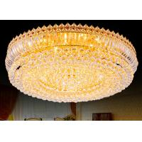 Wholesale European Living Room Crystal Ceiling chandeliers D800MM*H280MM from china suppliers