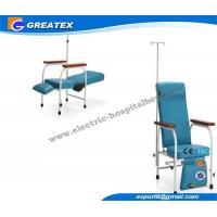 Wholesale Ortable Hospital Height Adjustable blood collection / Hemodialysis Chairs from china suppliers
