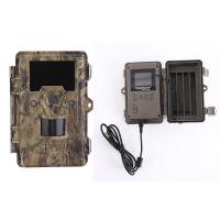 China Camouflage Infrared Trail Camera / Waterproof Trigger Deer Game Camera 720P Trail Camera With 36 LED for sale