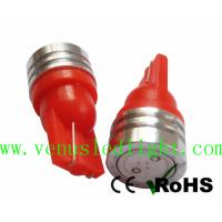 Wholesale T10 1W W5W RED High Power LED Car Led Light Bulbs 2825 2450 2652 2921 from china suppliers