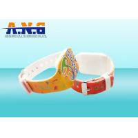 Wholesale CE Ntag 216 Cartoon Logo Rfid Wristbands Watch Access Control from china suppliers