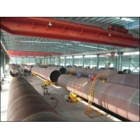 Wholesale Self-alignment Vessel Turning Rolls / Tube Rotator for welding from china suppliers