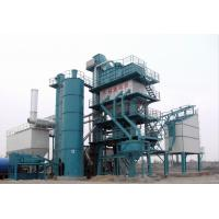 40mm Maximum Size Aggregate Asphalt Plant , 3.40M Feeding Height Highway Construction Machinery