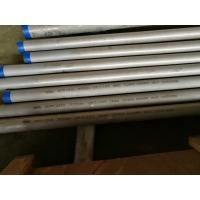 Seamless Stainless Steel Pipe, ASTM A312 TP304H , TP310H, TP316H, TP321H, TP347H  Grain Siz Test 1 SCH40S 6M