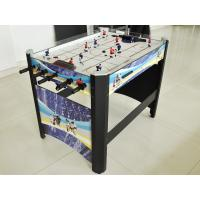 Wholesale Electronic Scoring Rod Hockey Table MDF Color Graphics Wooden Hockey Table from china suppliers