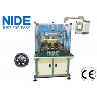 Wholesale Electric tool motor Wheel motor  automatic  stator coil winding machine with double stations from china suppliers