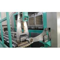 Easy Maintenance Paper Tray Machine / Egg Crate Machine With Wet Press System
