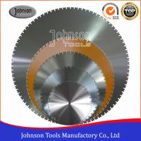 Quality Good Sharpness Diamond Wall Saw Blades For Reinforced Concrete Cutting OEM for sale