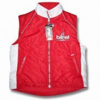Wholesale Racing Gilet/Vest with Polyester Padding from china suppliers