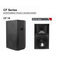 Wholesale 2 Way 15'' Full Range Frequency Pro Wooden Box Speaker 1000W from china suppliers