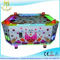 Wholesale Hansel lower investment business kids coin operated game machine indoor air hockey from china suppliers