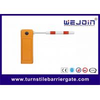 Wholesale Commecial Use High Speed Traffic Arm Barriers / Automatic Car Park Barrier from china suppliers