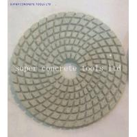 Wholesale Wet Marble White Diamond Polishing Pads from china suppliers