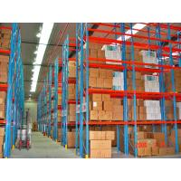 Quality 5 Levels Strong Loading Support Heavy Duty Pallet Racking For Auto Parts Storage for sale