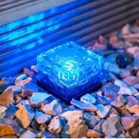 Wholesale Solar LED Bricks IP68 Waterproof No Cables Automatically Turn ON from china suppliers