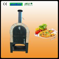 Buy cheap Traditional wood fired pizza oven from wholesalers