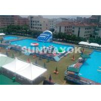 Wholesale Rectangular Inflatable Swimming Pools from china suppliers