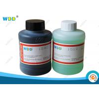 Wholesale 500ml Green Make Up Fluid Inkjet Printer Continuous Inkjet Wash Solution from china suppliers