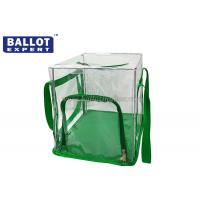 Wholesale Eco - friendly Self Seal Clear Plastic Ballot Box For Voting Bag Non - toxic from china suppliers