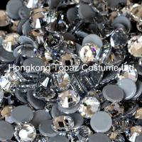 Wholesale Sparkle hot fix rhinestone swaro element top quality crystal stone hot fix from china suppliers