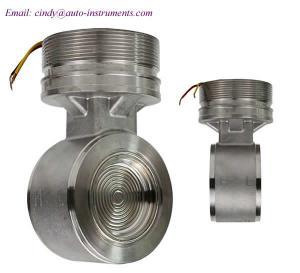 China smar metal capacitance differential pressure sensor SS316 material diaphragm on sale