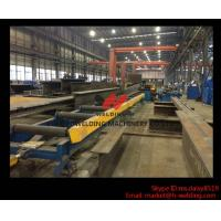 Wholesale Original Design H Beam Flange Straightening Machinery for H Beam Production Line from china suppliers