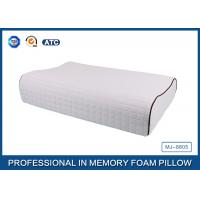 Wholesale Contour Hypoallergenic Natural Latex Foam Rubber Pillow For Side Sleeper from china suppliers
