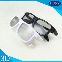 Quality Passive circular polarized 3D glasses for sale